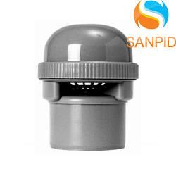 Клапан развоздушиватель канализационный 50 Capricorm