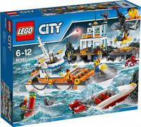 Конструктор Штаб-квартира береговой охраны LEGO City