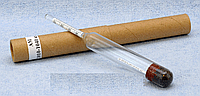 Бытовой ареометр для измерения жирности молока АМ 1020-1040кг/м3