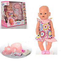 Детская интерактивная кукла Беби Бон (8009-438)