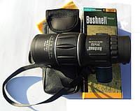 Монокуляр Bushnell 16x25 компактный и надежный, мощная оптика, отличное качество в сумерках