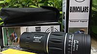 Монокуляр Bushnell 16x25, отличное качество в сумерках