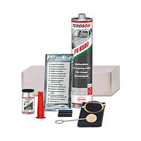 Комплект для вклейки стекол профессиональный - Teroson PU 8590 SET
