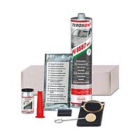 Комплект для вклейки стекол профессиональный усиленный - Teroson PU 8597 HMLC SET