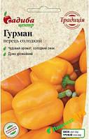 "Семена перца сладкого Гурман, раннеспелый, 0,1 г, ""Бадваси"", Традиция"