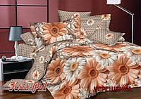 Евро макси набор постельного белья из Ранфорса №181712 KRISPOL™