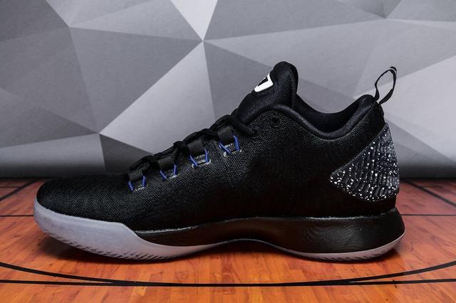 Nike Air Jordan CP3.X 10 Space Jam Black