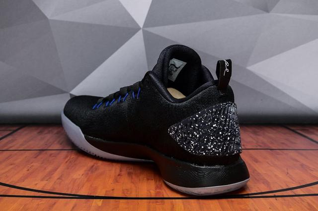Nike Air Jordan CP3.X 10 Space Jam Black