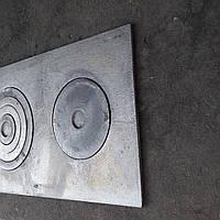 плита чугунная  Кокель 410×710 мм