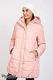 """Зимняя куртка для беременных """"Jena"""" OW-46.093, пудра, фото 6"""