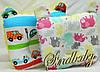 """Подушка для новорожденных """"Cлоники"""", с ушками, фото 4"""