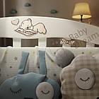 Детская кроватка Magic Dream маятник White Baby Dream, фото 2