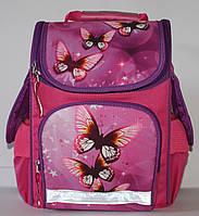 Ранец школьный ортопедический Vombato Butterfly 5552