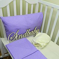 Комплект детского белья в кроватку  03
