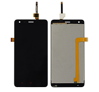Дисплей (экран) для Xiaomi Redmi 2 ксиоми + тачскрин, цвет черный