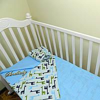 Комплект детского белья в кроватку 13