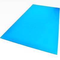 Cefil Профильный лист Cefil ПВХ голубой