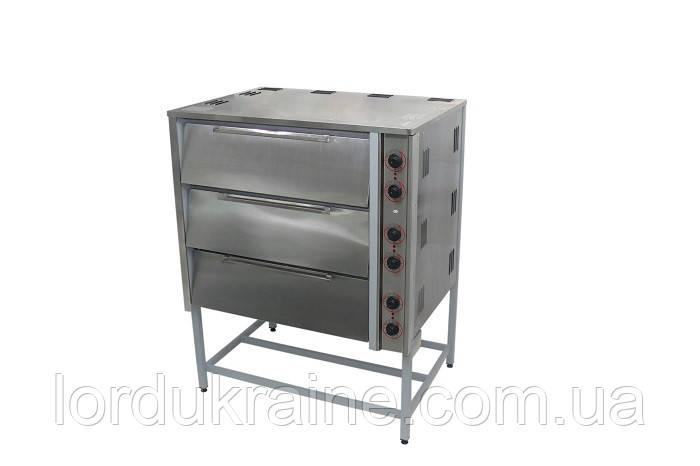 Шкаф пекарский электрический ШПЕ 3 Н