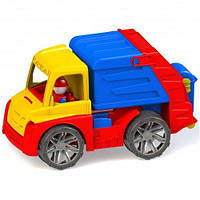 Детская машинка Орион Мусоровоз М4 пластик