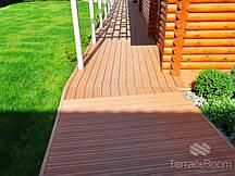 Укладка садовой дорожки, с. Подгорцы (Киевская область)