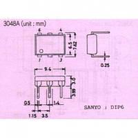 Реле твердотельное PVT312PBF Infineon