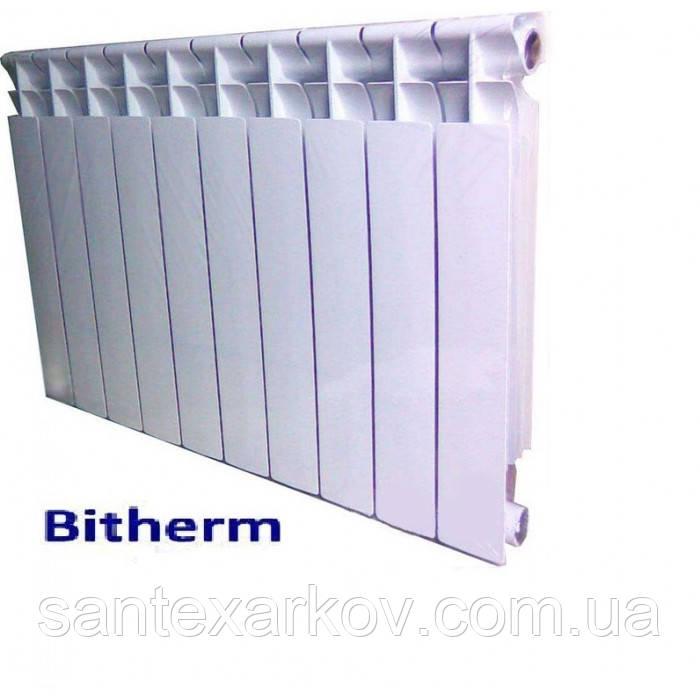 Биметаллический радиатор BITHERM 100/500, фото 1