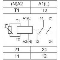 Тепловое реле РТ-М01-1-15 АС230В УХЛ4 Меандр