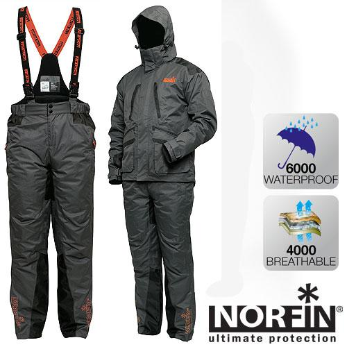 2f4a73cfbc27 Костюм демисезонный мембранный Norfin Spirit - «Вулкан» товары для рыбалки,  охоты, туризма
