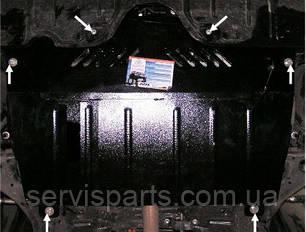 Защита двигателя Lexus RX 350 2006-  (Лексус), фото 2