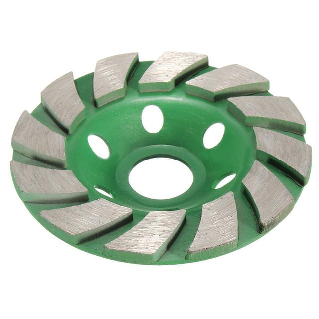 Алмазные шлифовальные диски по бетону и камню