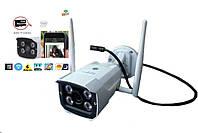 1MP Smart Wifi IP камера уличная 720P, фото 1
