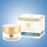 Крем для лица Health&Beauty интенсивный от морщин SPF-20  для нормальной и сухой кожи 50 мл