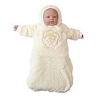 Комбинезон-спальник для новорожденного