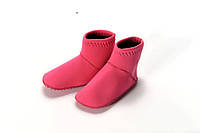 Носки для бассейна и пляжа Konfidence Paddlers, Fuchsia Pink (NS02)