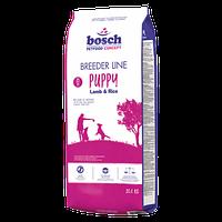 Bosch BREEDER PUPPY LAMB & RICE / Бош Бридер Паппи ягнёнок и рис для щенков / 20кг