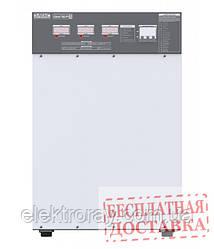 Стабилизатор напряжения трёхфазный Ампер 12-3/25А (3x5.5 кВа) Элекс