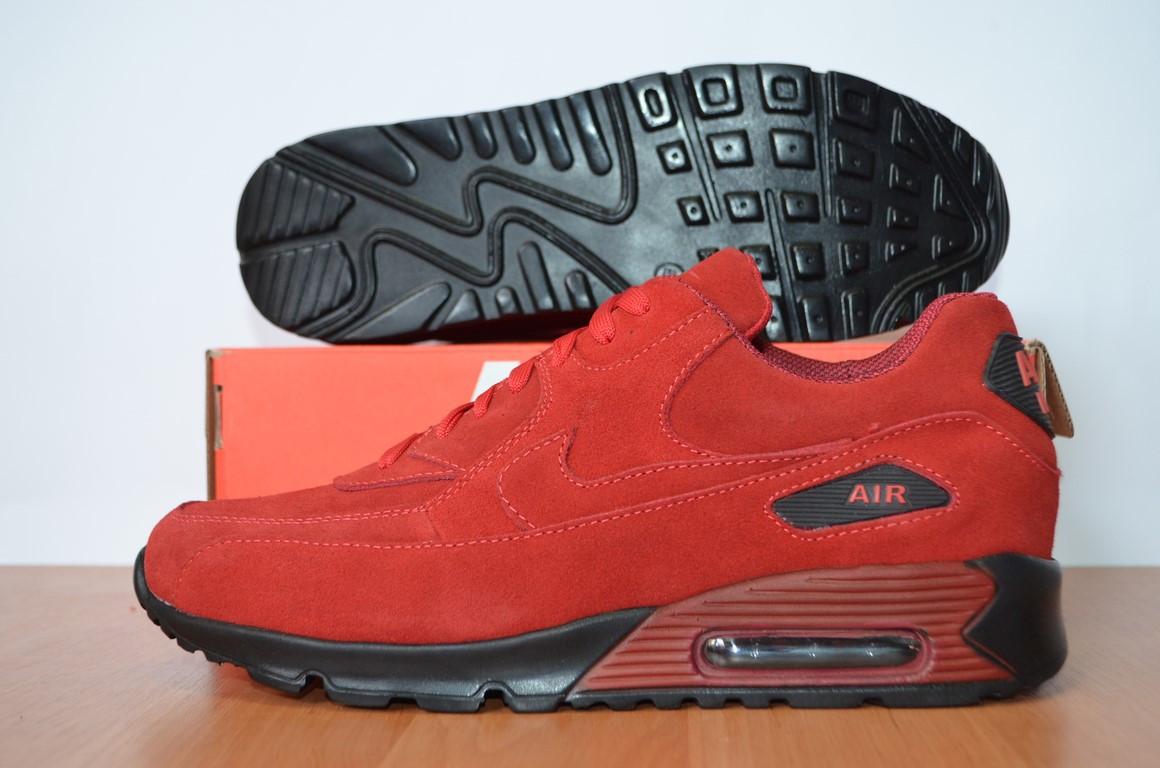 8ca7c7a6c606 Замшевые Кроссовки Nike Air Max — в Категории