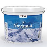Краска Colors Novamat 7, 9 л