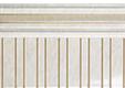 Фриз Porcelanite Dos Ceramica 9507 Perla Intense Zocalo 20Х30