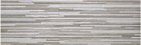 Плитка облицовочная Porcelanite Dos Ceramica 2214 Gris Relieve 22.5 X 67.5 В056, фото 2