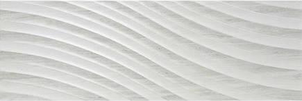 Плитка облицовочная Porcelanite Dos Ceramica 2215 Perla Gris Relieve 22.5 X 67.5 B056, фото 2