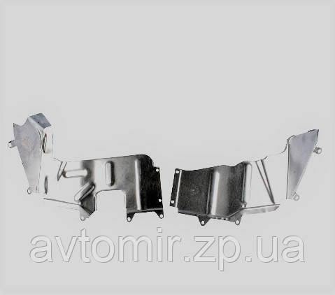 Грязевая защита  мотора Ваз 2108,2109,21099 Россия
