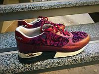 Кроссовки женские D&G качественная копия дольче габбана  женская обувь
