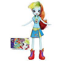 Радуга Деш Май литл Пони Эквестрия Герлз, Equestria Girls Rainbow Dash Doll Rainbow Dash Friendship Games
