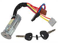 Citroen Saxo замок зажигания с контактной группой в комплекте с двумя ключами