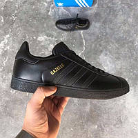 "Кроссовки Adidas Gazelle ""Core Black"""