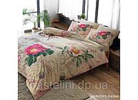TAC комплект постельного белья мако сатин Anna pembe р-325511