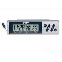 Часы автомобильные с выносным термометром VST 7067