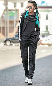 Спортивный костюм с паетками