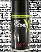 Універсальна змаска спрей BikeWorkX Silicone Star 200 мл